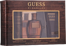 Parfémy, Parfumerie, kosmetika Guess by Marciano - Sada (edt/100ml + sh/gel/200ml + deo/226ml)