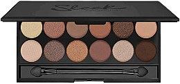 Parfémy, Parfumerie, kosmetika Paleta očních stínů - Sleek MakeUP i-Divine Mineral Based Eyeshadow Palette A New Day