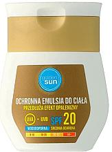Parfémy, Parfumerie, kosmetika Opalovací olej SPF20 - Golden Sun