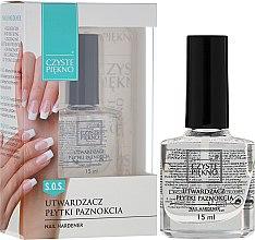 Parfémy, Parfumerie, kosmetika Posilující lak na nehty - Czyste Piękno Nail Hardener