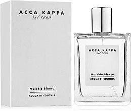Parfémy, Parfumerie, kosmetika Acca Kappa White Moss - Kolínská voda