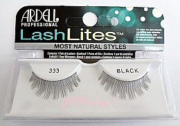 Parfémy, Parfumerie, kosmetika Umělé řasy - Ardell LashLites Black 333