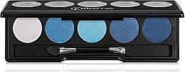 Parfémy, Parfumerie, kosmetika Oční stíny - Flormar True Color Palette