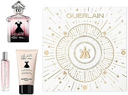 Parfémy, Parfumerie, kosmetika Guerlain La Petite Robe Noir - Sada (edp/50ml + edp/10ml + b/milk/75ml)