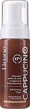 Parfémy, Parfumerie, kosmetika Bronzující tělová pěna - Lirene Cappucino Self Tanning Foam