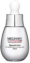 Parfémy, Parfumerie, kosmetika Pleťové sérum - Miguhara EGF Crystal 10 PPM