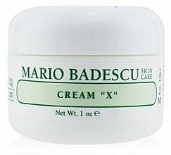 Parfémy, Parfumerie, kosmetika Krém pro suchou pleť - Mario Badescu Cream X