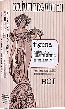 Parfémy, Parfumerie, kosmetika Henna, prášek červené barvy - Styx Naturcosmetic Henna Pulver Rot