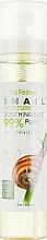 Parfémy, Parfumerie, kosmetika Zklidňující mist s hlemýžďovým mucinem - FarmStay La Ferme Snail Moisture Soothing Mist