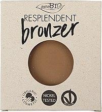 Parfémy, Parfumerie, kosmetika Bronzer - PuroBio Cosmetics Resplendent Bronzer (náhradní náplň )