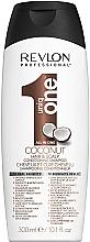Parfémy, Parfumerie, kosmetika Šampon-kondicionér na vlasy kokosový - Revlon Revlon Professional Uniq One Coconut Conditioning Shampoo