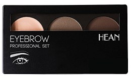 Parfémy, Parfumerie, kosmetika Paleta na obočí - Hean Professional Eyebrow Set 2