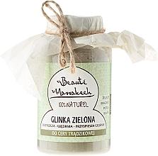 Parfémy, Parfumerie, kosmetika Marocká zelená hlína - Beaute Marrakech Green Clay