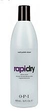 Parfémy, Parfumerie, kosmetika Přípravek pro rychlejší schnutí laku s olejem Avoplex - O.P.I RapiDry Avoplex Oil