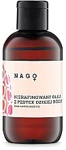 Parfémy, Parfumerie, kosmetika Nerafinovaný olej ze šípkových semínek - Fitomed Rosa Canina Seed Oil