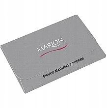 Parfémy, Parfumerie, kosmetika Matující pleťové ubrousky, 50 ks - Marion Mat Express Oil Control Paper