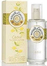 Parfémy, Parfumerie, kosmetika Roger & Gallet Cedrat - Parfémovaná voda