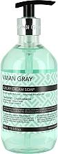 Parfémy, Parfumerie, kosmetika Mýdlo na ruce - Vivian Gray Luxury Cream Soap Grapefruit & Green Lemon