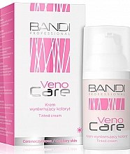 Parfémy, Parfumerie, kosmetika Denní vyrovnávací krém na obličej - Bandi Professional Veno Care Tinted Cream