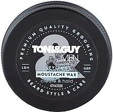 Parfémy, Parfumerie, kosmetika Vosk na knír - Toni & Guy Men Styling Moustache Wax