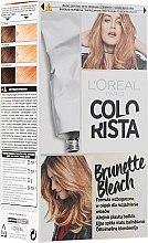 Parfémy, Parfumerie, kosmetika Krémová barva na vlasy zesvětlující - L'Oreal Paris Colorista Brunette Bleach