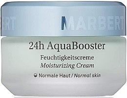Parfémy, Parfumerie, kosmetika Hydratační krém pro normální pleť - Marbert 24h AquaBooster Moisturizer Normal Skin