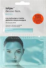 Parfémy, Parfumerie, kosmetika Hluboce čistící pleťová maska - Tolpa Dermo Face Sebio Normalizing Deep Cleansing Mask