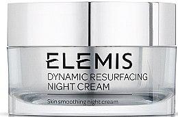 Parfémy, Parfumerie, kosmetika Noční krém na obličej - Elemis Dynamic Resurfacing Night Cream