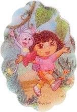 Parfémy, Parfumerie, kosmetika Dětská koupelová houba Dora průzkumnice, 169-2 - Suavipiel Dora Bath Sponge