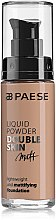 Parfémy, Parfumerie, kosmetika Make-up - Paese Liquid Powder Double Skin Matt