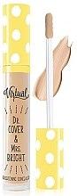 Parfémy, Parfumerie, kosmetika Korektor s účinkem záření - Virtual Dr.Cover & Mrs.Bright