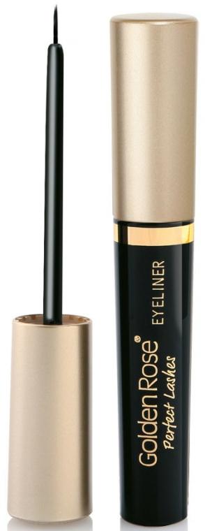 Oční linka - Golden Rose Perfect Lashes Black EyeLiner