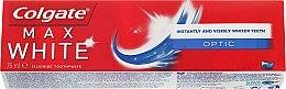 Parfémy, Parfumerie, kosmetika Bělící zubní pasta - Colgate Max White One Optic Fluoride Toothpaste