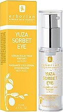 Parfémy, Parfumerie, kosmetika Gelové sérum na oční okolí - Erborian Yuza Sorbet Eye