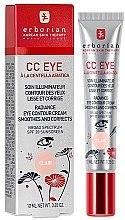 Parfémy, Parfumerie, kosmetika CC krém na oční okolí - Erborian Finish CC Eye Cream