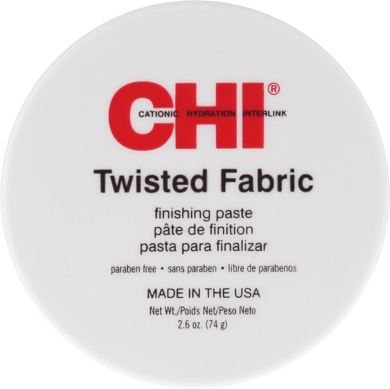 Strukturační vlasová pasta - CHI Twisted Fabric