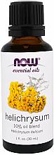 Parfémy, Parfumerie, kosmetika Esenciální olej Smil - Now Foods Essential Oils Helichrysum Oil Blend