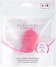 Parfémy, Parfumerie, kosmetika Kosmetická houba na líčení - Suavipiel Cosmetics Beauty Sponge