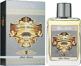 Parfémy, Parfumerie, kosmetika Bi-Es Royal Brand Light - Mléko po holení