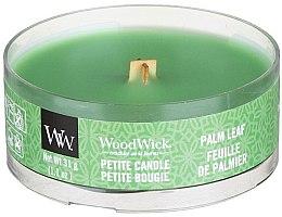 Parfémy, Parfumerie, kosmetika Aromatická svíčka ve sklenici - Woodwick Petite Candle Palm Leaf