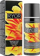 Parfémy, Parfumerie, kosmetika Výživný krém s kmenovými buňkami z argánie - Ryor Argan Oil Nourishing Cream With Argania Stem Cells