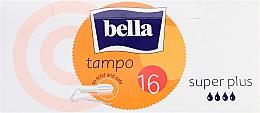 Parfémy, Parfumerie, kosmetika Tampóny, 16 ks. - Bella Bella Premium Comfort Super Plus Tampo