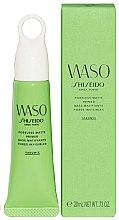 Parfémy, Parfumerie, kosmetika Podkladová báze pod make-up s matným účinkem - Shiseido Waso Poreless Matte Primer