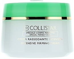 Parfémy, Parfumerie, kosmetika Intenzivní zpevňující krém na tělo - Collistar Crema Rassodante Intensiva
