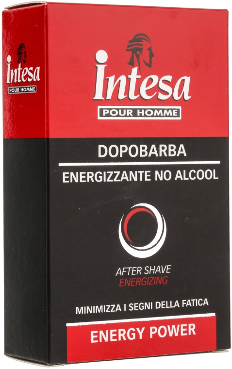 "Mléko po holení ""Síla energie"" - Intesa Energy Power After Shave Lotion"