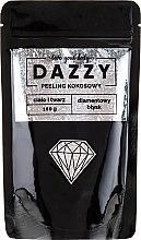 Parfémy, Parfumerie, kosmetika Kokosový peeling na obličej a tělo Diamantové záření - Dazzy Coconut Face & Body Peeling Diamond