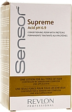 Parfémy, Parfumerie, kosmetika Přípravek pro trvalou ondulaci pro barvené vlasy - Revlon Professional Sensor Perm-Supreme