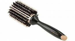 Parfémy, Parfumerie, kosmetika Kulatý kartáč na vlasy, 38 mm - Kashoki Hair Brush Natural Beauty