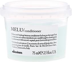 Parfémy, Parfumerie, kosmetika Kondicionér pro lámavé vlasy¨ - Davines Melu Conditioner Anti-Rottura Lucidante