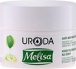 Parfémy, Parfumerie, kosmetika Denní krém na obličej proti vráskám - Uroda Melisa Face Cream